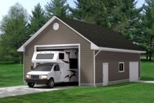Tips for Choosing the Right Garage Door Size for SUVs and RVs